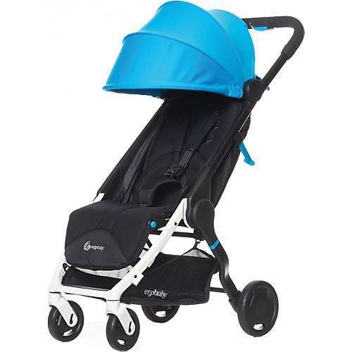 ERGObaby Buggy Metro Compact City Stroller - Blue blau
