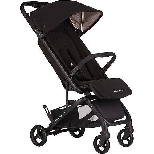 easywalker Buggy - Easywalker Miley, Night Black schwarz