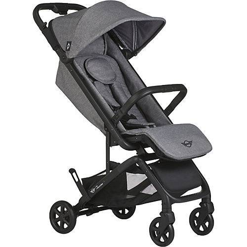 easywalker MINI Buggy GO by Easywalker, Soho Grey dunkelgrau