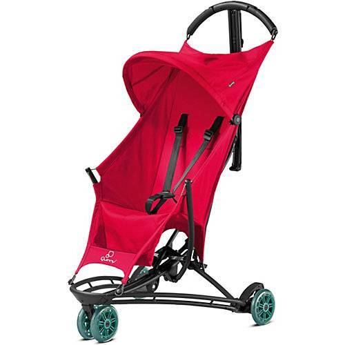 Quinny Buggy Yezz, bold berry pink