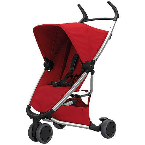 Quinny Buggy Zapp Xpress, all red rot