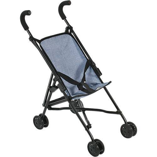CHIC 2000 Mini-Buggy Roma, Jeans blau