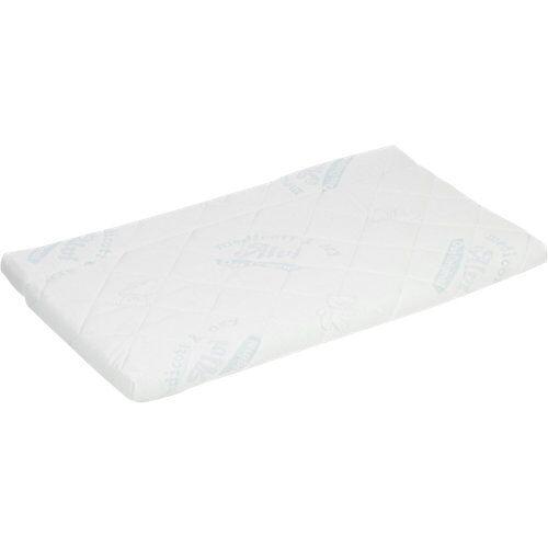 Alvi Baby Matratze Klima Max Beistellbett, klappbar, 40/50 x 90 cm weiß  Kinder