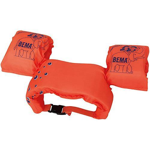 BEMA Schwimmhilfe 2in1 orange