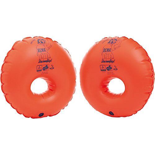 BEMA Schwimmflügel, rund orange