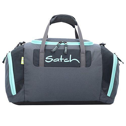 Satch Sporttasche 50 cm Sporttaschen grau