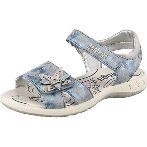 Be Mega Sandalen  blau Mädchen Kleinkinder