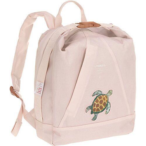 Lässig Kinderrucksack Ocean Schildkröte apricot