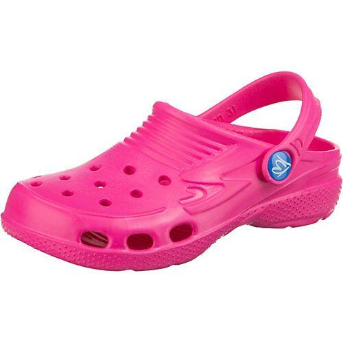 Beck Clogs  pink Mädchen Kleinkinder