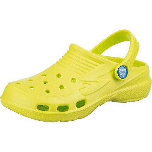 Beck Clogs Mädchen gelb  Kleinkinder