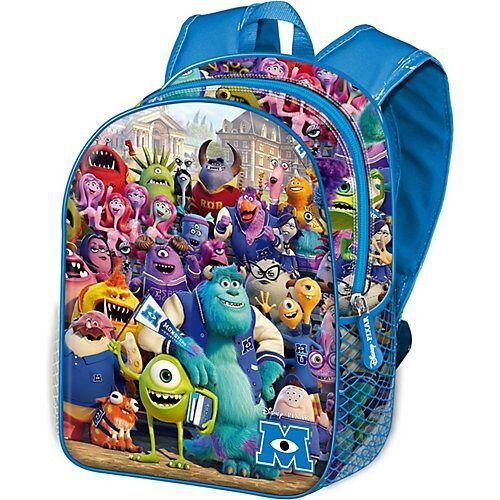 Disney Kinderrucksack Disney Die Monster AG