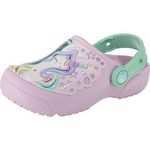CROCS Clogs Fun Lab  rosa Mädchen Kleinkinder