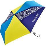 Step by Step Taschenschirm Blue & Yellow, Magic Rain EFFECT blau/gelb