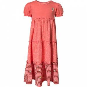 s.Oliver Kinder Kleid hellorange Mädchen Kleinkinder