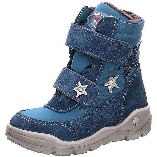 RICOSTA Stiefel Stiefel blau Mädchen Kinder