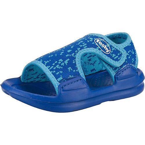 fashy Badeschuhe BISON  blau Jungen Kleinkinder