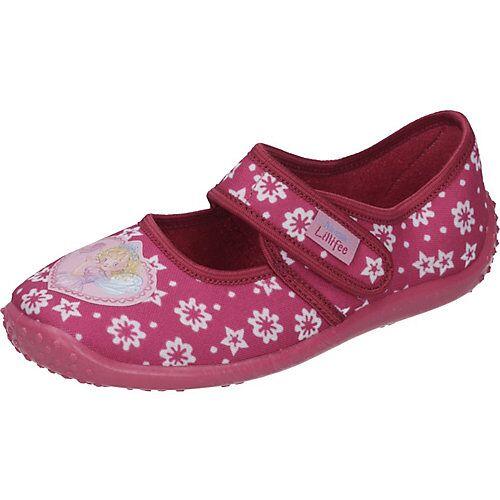 Prinzessin Lillifee Hausschuhe Prinzessin Lillifee  pink Mädchen Kinder