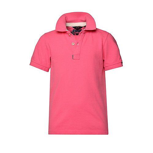 CODE-ZERO Poloshirts Shore Polo Kids Poloshirts pink Jungen Baby