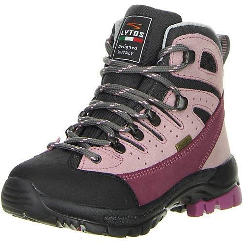 Lytos Kinder Wanderschuhe Trekkingschuhe rosa Trekkingschuhe Mädchen Kinder
