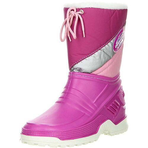 ConWay Kinder Winterstiefel Snowboots rosa Stiefel Mädchen Kinder