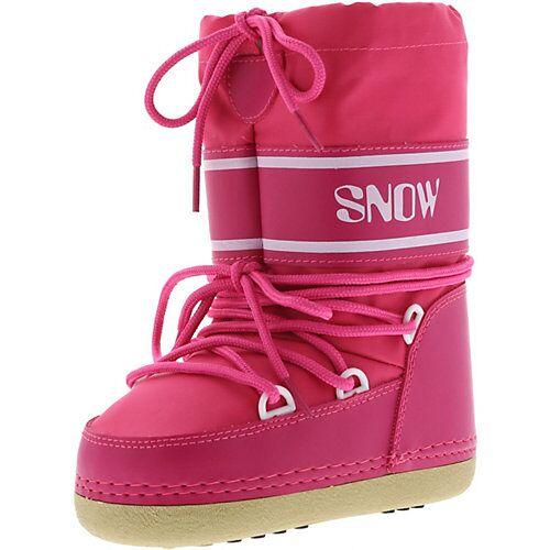 Vista Kinder Mädchen Winterstiefel Boots pink Stiefel Mädchen Kinder