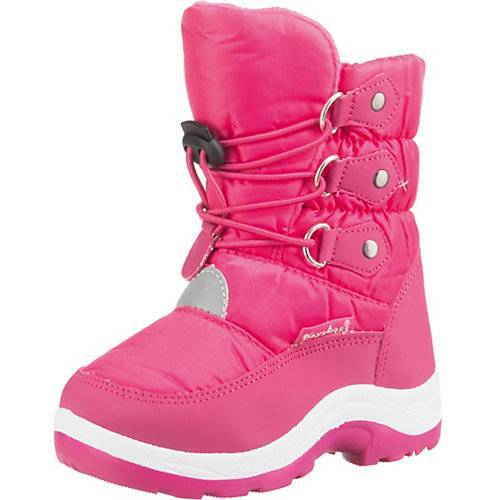 Playshoes Winterstiefel  pink Mädchen Kleinkinder