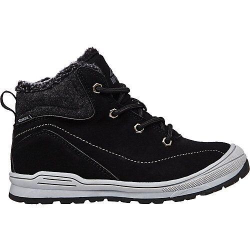 McKinley Kinder Stiefel schwarz/grau