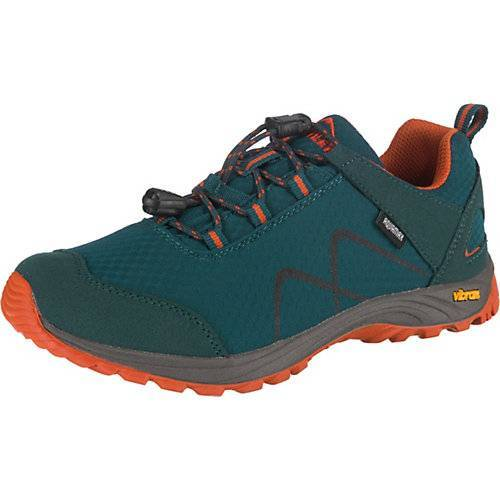 McKinley Kinder Outdoorschuhe ALIJO LOW AQX petrol