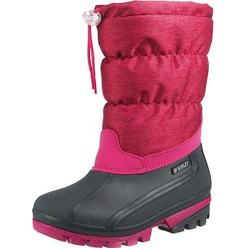 McKinley Winterstiefel  pink-kombi Mädchen Kinder