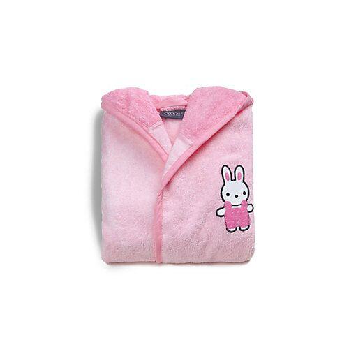 grace grand spa Bademantel Bademäntel Kinder rosa  Kinder