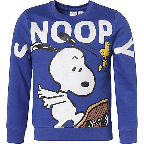 Snoopydiepeanuts Snoopy & Die Peanuts Sweatshirt  blau Jungen Kleinkinder