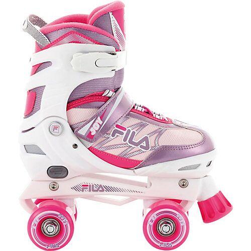 Fila Skates Rollschuhe Joy G white/pink/violet Größe S (31-34) pink/weiß