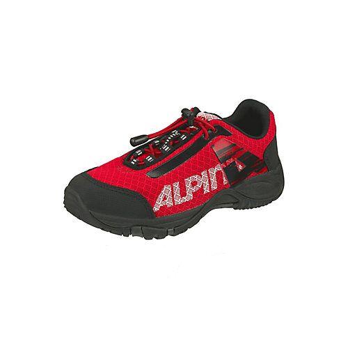Alpina Trekkingschuh Sportschuhe rot