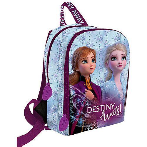Disney Dieeiskoenigin Freizeitrucksack Die Eiskönigin II blau/lila