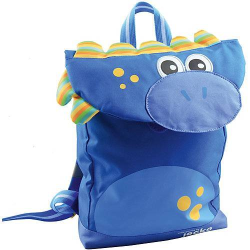 Jocko Kinderrucksack Billy Bob blau