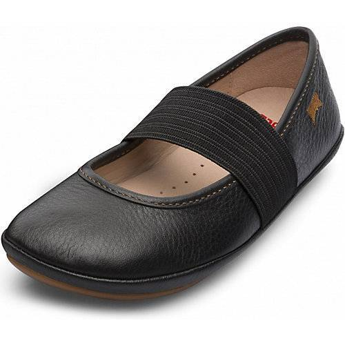 Camper Ballerinas Right 80025-053 Ballerinas Kinder Ballerinas schwarz