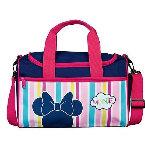 SCOOLI Sporttasche Minnie Mouse bunt