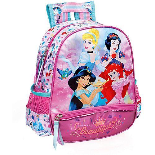 Disney Princess Kinderrucksack Disney Princess bunt