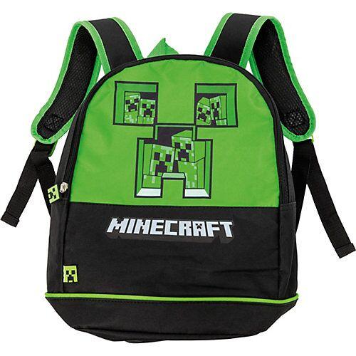 ak tronic Rucksack Minecraft schwarz/grün