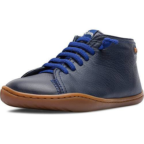 CAMPER Stiefel Peu 90019-072 Stiefel Kinder Stiefel blau