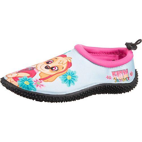 PAW Patrol Badeschuhe  pink Mädchen Kinder