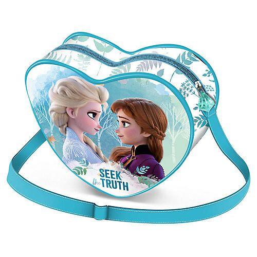 Disney Die Eiskönigin Umhängetasche Herz Die Eiskönigin II Seek the Truth bunt