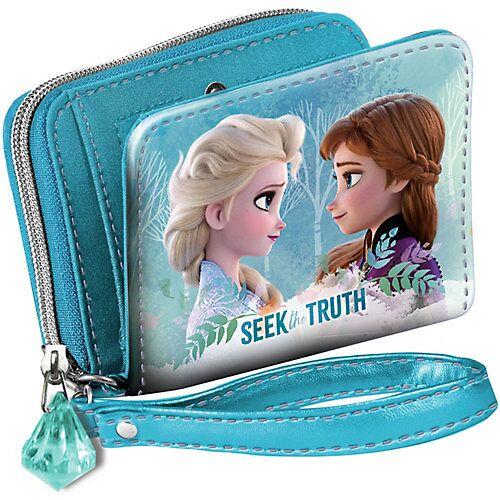 Disney Dieeiskoenigin Geldbörse Die Eiskönigin II Seek the Truth bunt Mädchen Kinder