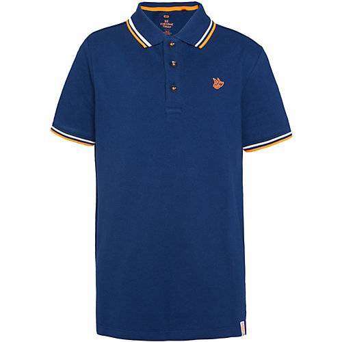 WE Fashion Poloshirt  blau Jungen Kinder