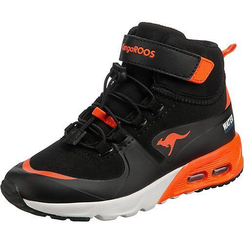 myToys-COLLECTION Kinder Sneakers high KX-HYDRO orange/schwarz