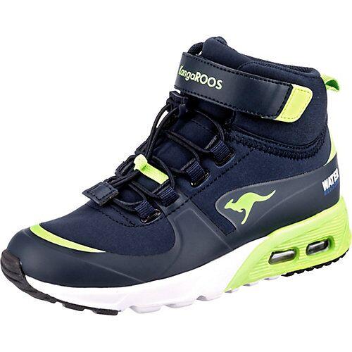 myToys-COLLECTION Kinder Sneakers high KX-HYDRO blau/grün