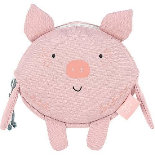 Lässig Gürteltasche Mini Bum Bag - Bo, rosa