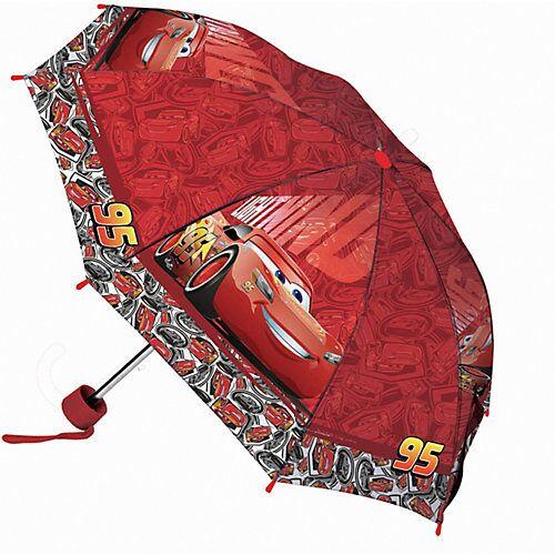 Disney Cars Taschenschirm Disney Cars rot