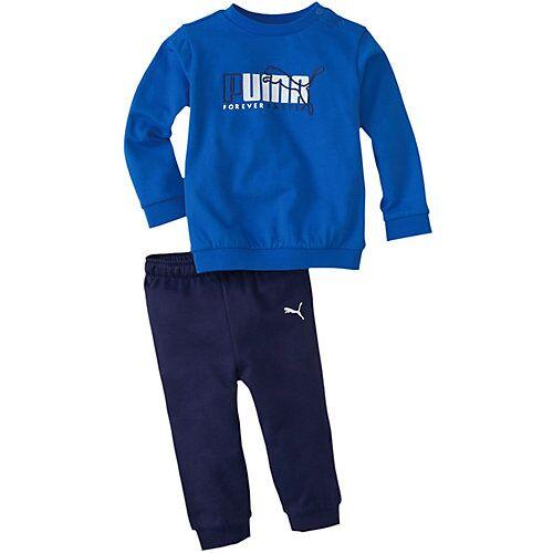 PUMA Baby Jogginganzug ALPHA  blau Jungen Baby