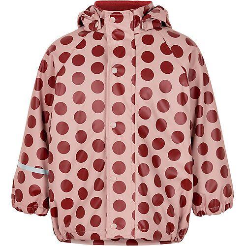 CeLaVi Regenjacke  rosa/rot Mädchen Kleinkinder